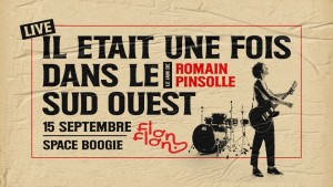 romain pinsolle concert